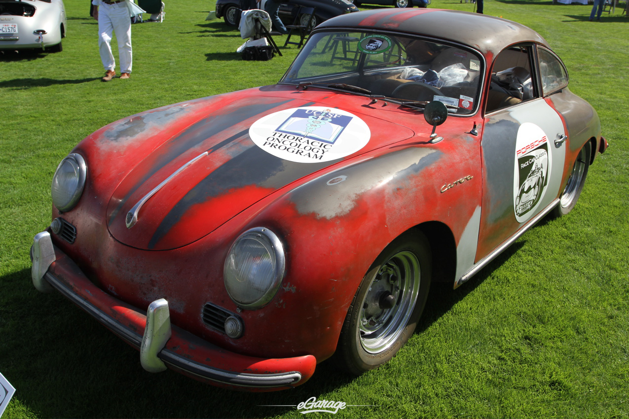 Porsche 356 Carrera Quail race Car Classic