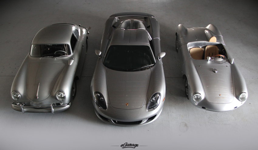 porsche reunion Porsche: Past and Present