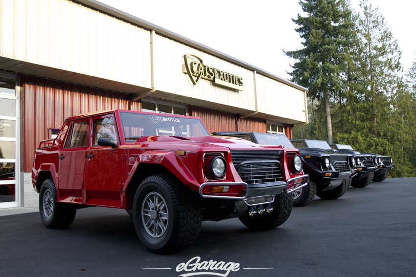 LM002CatsExotics9 Lamborghini LM002   3 Pigs and the Big Red Hood