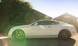 Bentley Video eGarage