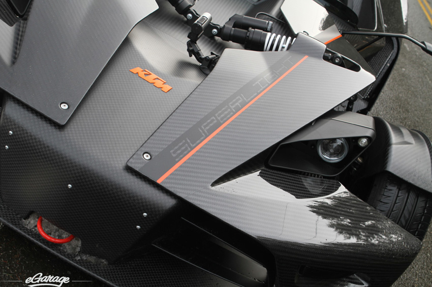 KTM Xbow - eGarage - Contour Cameras