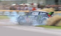 Ken Block eGarage Video