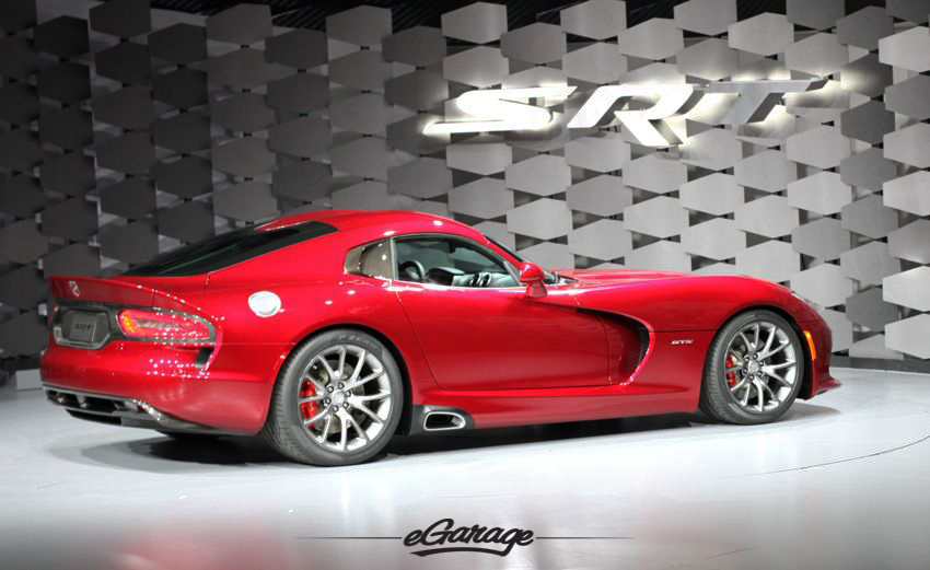 SRT Viper  2013 SRT Viper