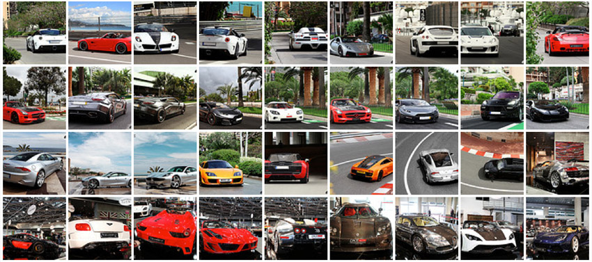 Top Marques photos Top Marques Monaco 2012