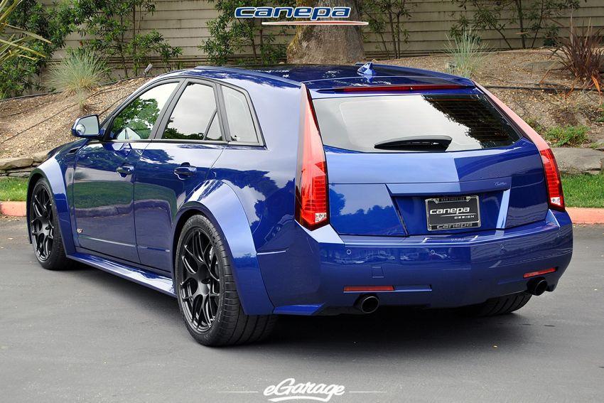 CTS-V BadAss Wagon