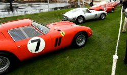Pebble Beach concours