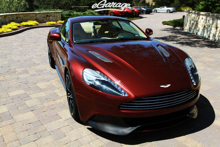 Aston Martin 2013