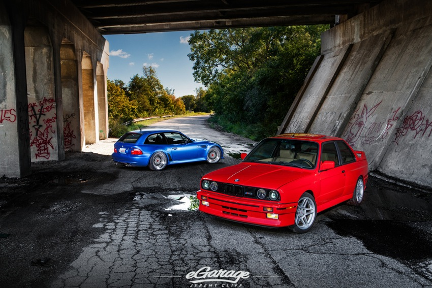 BMW E30 M Coupe egarage BMW Throwback Thursday