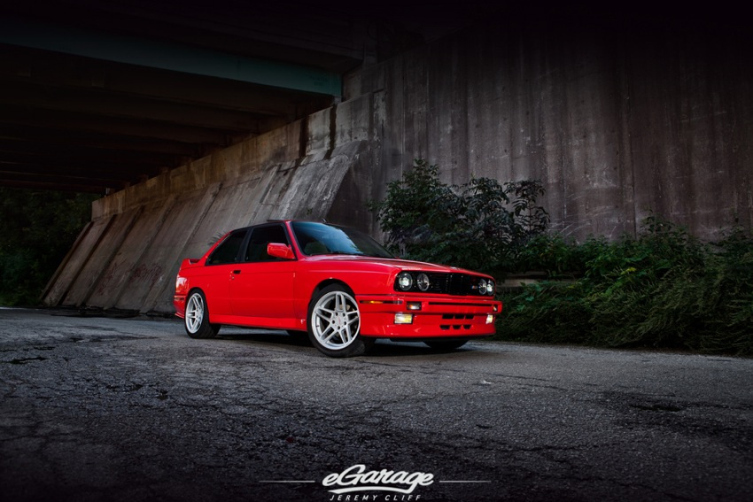 BMW E30 M3 eGarage BMW Throwback Thursday