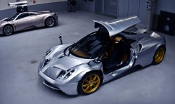 Pagani on eGarage
