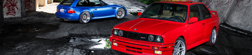 BMW E30 M3 Photographer Spotlight: Jeremy Cliff