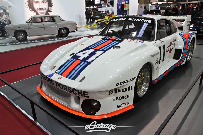 Retromobile 2013