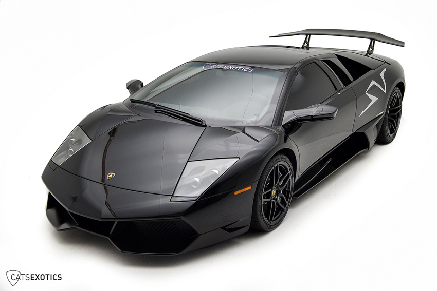  Listed   Lamborghini LP 670SV