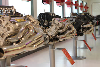 Ferrari F1 engines