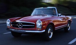 Mercedes SL Pagoda