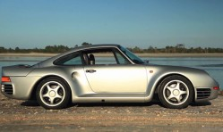 Porsche 959 video
